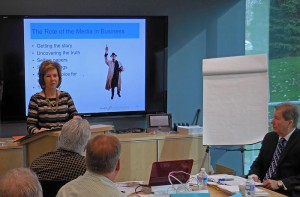 Nancy Valent, NMV Strategies, crisis communications training