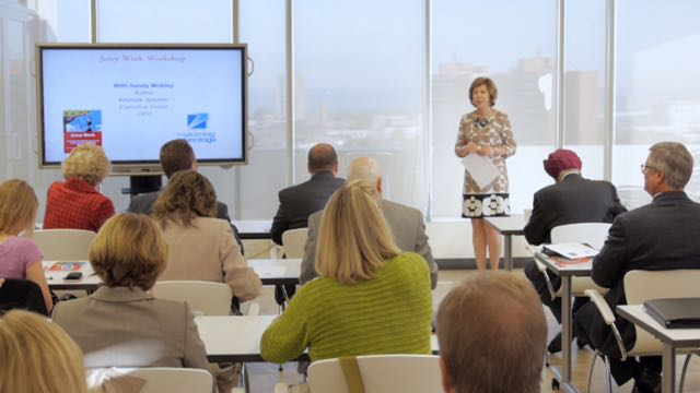 NMV Strategies holds professional development event