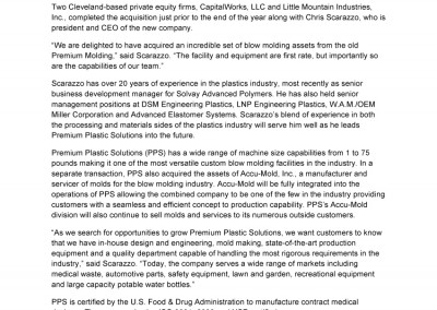 PPS Press Release by NMV Strategies